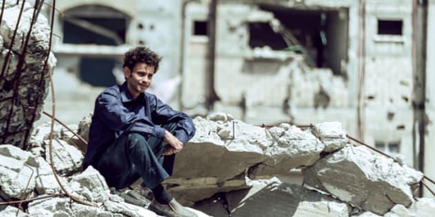"""Le film retrace le parcours de Mohammed Assaf vainqueur de l'émission """"Arab Idol""""."""