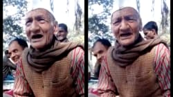 This Elderly Man's Poem Perfectly Captures The Mood Of Demonetisation