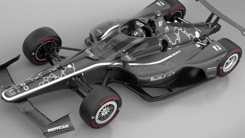 IndyCar to use 'Aeroscreen' cockpit protection next season