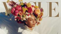 Beyoncé en la histórica portada de septiembre de