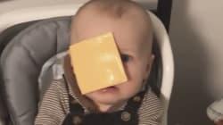 #cheesechallenge Le défi le plus absurde jamais vu qui fait pleurer les
