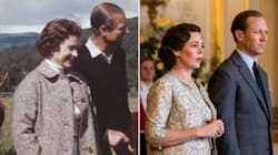 The New Cast Of 'The Crown' vs. Their Real-Life