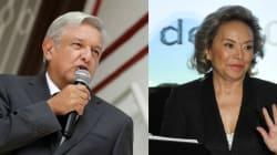 Elba Esther y AMLO: aliados políticos los próximos seis