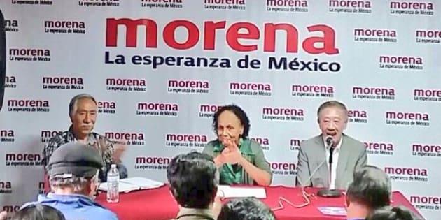 Reconoce embajada de Venezuela en México, apoyo de Morena
