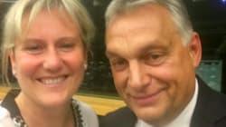 Ce selfie de Morano avec Orban illustre les tensions au sein des