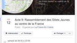 L'acte IX des gilets jaunes à Bourges