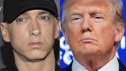 Eminem: 'A F**king Turd Would Have Been Better As A President' Than Donald