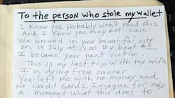 Rapinato a Venezia, turista malato di cancro scrive al borseggiatore: