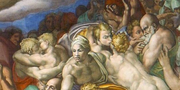 Fato é que a questão da sexualidade é registrada desde sempre na história da arte.