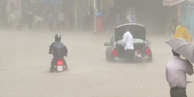 Mumbai floods: News of 60 kids dying in a UP hosp washed away: Uddhav
