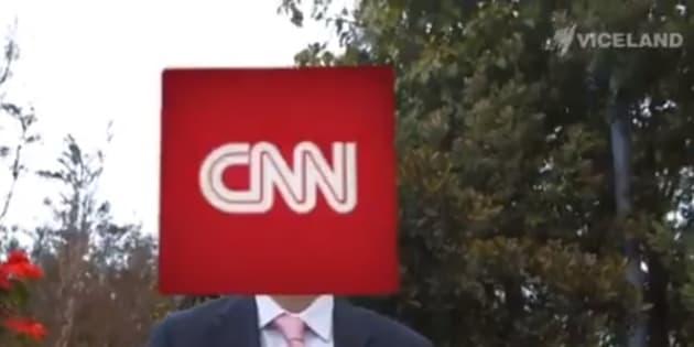 CNN répond aux attaques de Donald Trump
