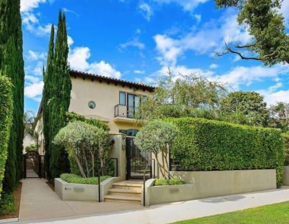 Christina Schwarzenegger snags LA starter home