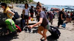 La Embajada española en Indonesia contabiliza 300 españoles en el área donde se produjo el