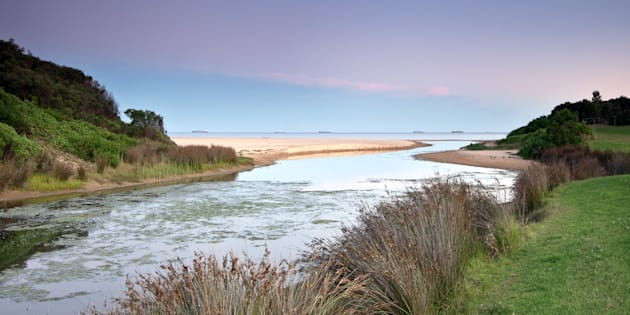 East Corrimal Beach