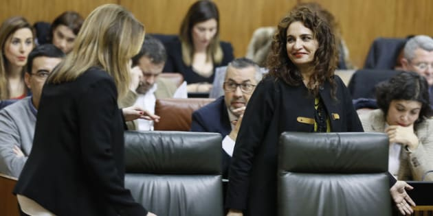 Los Juegos Del Hambre Del Psoe En Andalucia El Huffington Post