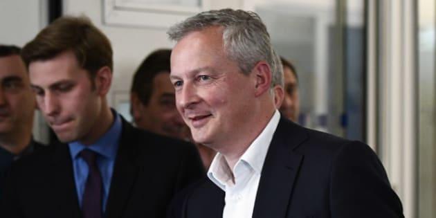 Bruno Le Maire travaillera avec Emmanuel Macron...si son premier ministre vient de la droite ou du centre