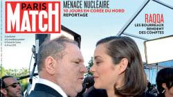 Paris Match lascia che siano Marion Cotillard e questa foto a parlare del caso