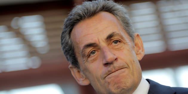 L'ancien président de la République, Nicolas Sarkozy, demeure une des figures les plus populaires à droite.