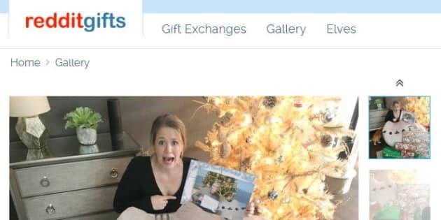 Cette femme a découvert que son Secret Santa n'était autre que Bill Gates