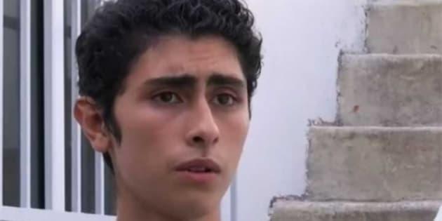 Fernando es estudiante del primer semestre de la carrera de derecho en la Facultad de Estudios Superiores Acatlán.