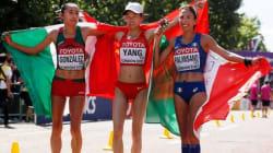 Lupita González se lleva la plata en el Mundial de