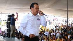 Juan Zepeda llama a López Obrador a declinar a su