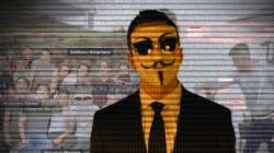 Anonymous amenaza a los Centinelas: 'tienen 24 horas para