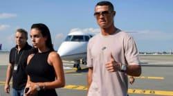 Cristiano Ronaldo ya está en Italia... por si estaban con el