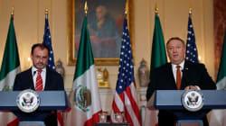 México y Estados Unidos pactan acuerdo