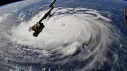 Este es el ojo del huracán Florence; Estados Unidos en alerta