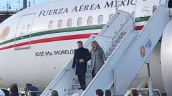 Peña Nieto se reúne en París con países miembros de la