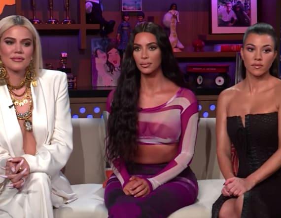 Kardashians reveal the status of celebrity feuds