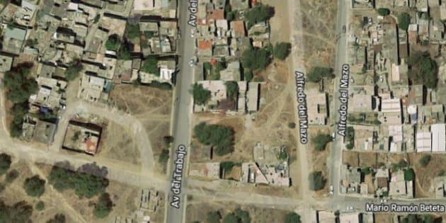El cuerpo de la pequeña de 12 años fue encontrado en un terreno baldío de la avenida del Trabajo casi esquina con avenida Mario Ramón Beteta, en la colonia El Mirador.