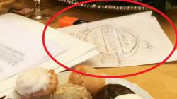 Ecco il simbolo della coalizione di centrodestra (per le circoscrizioni estere): postato dalla Ronzulli su