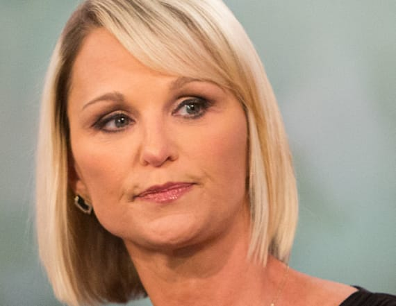 Ex-FOX News host Juliet Huddy says Trump kissed her