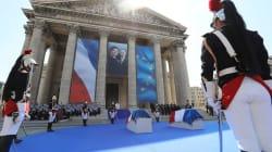 Revivez la poignante minute de silence pour Simone Veil au son du camp de