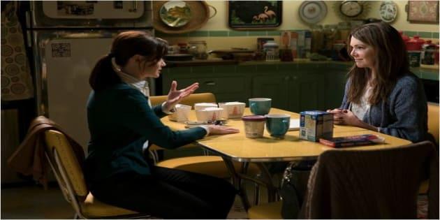 """Pourquoi les 5 derniers mots de """"Gilmore Girls"""" sont tout à fait logiques"""