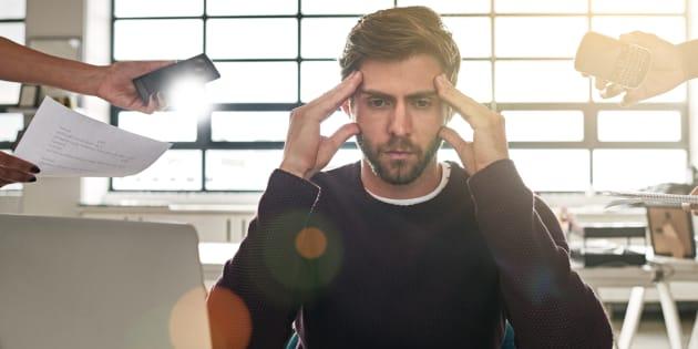 Comment le stress peut provoquer une crise cardiaque