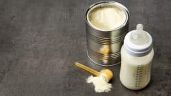 Comment des salmonelles peuvent arriver jusque dans des boîtes de lait