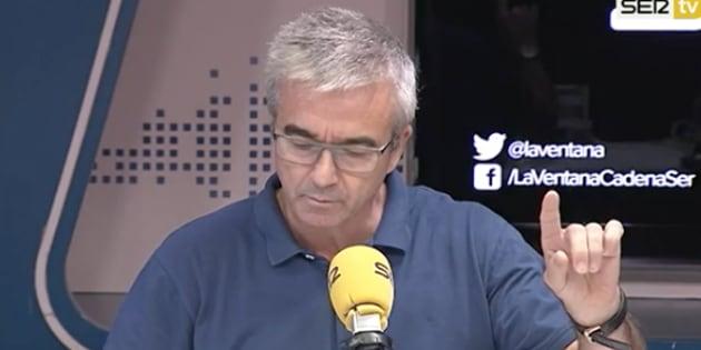 Carles francino se deben creer muy machos pero yo creo for Cadena ser francino