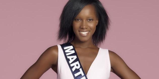 Miss France 2017: Miss Martinique répond à la polémique sur ses cheveux lissés