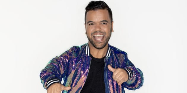 """Anouar Toubali est l'un des participants de la 9e saison de """"Danse avec les stars"""""""