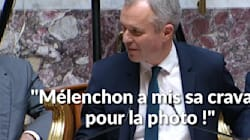 Jean-Luc Mélenchon raillé... à cause de sa
