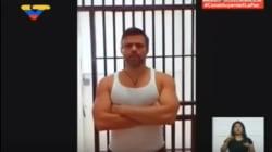 Gobierno venezolano presenta prueba de vida de líder opositor encarcelado ante rumores de su