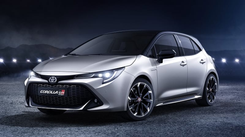 Toyota Corolla Hatchback GR Sport is a cosmetic upgrade for Europe