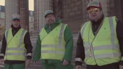 Les éboueurs de Paris sortent un clip de rap pour sensibiliser à la