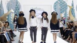 'The Petite Fashion Week', la pasarela de moda infantil