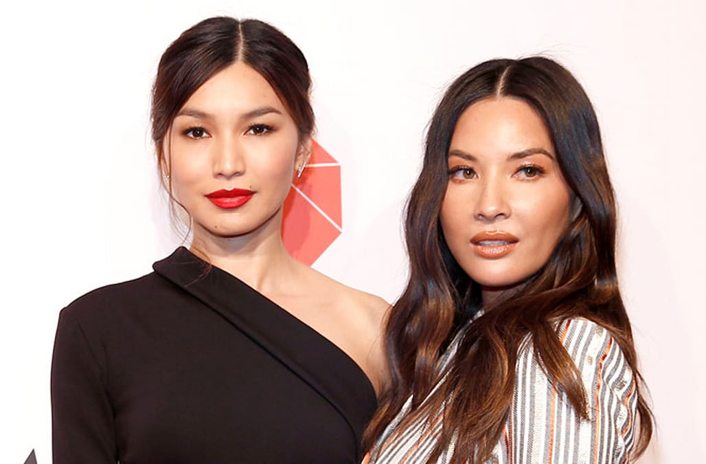 Gemma Chan And Olivia Munn Honored For Their Inspiration In The Asian American Community