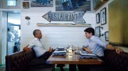 Una antigua foto de Barack Obama y Justin Trudeau está rompiendo el