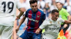 Prisión sin fianza para Toño, jugador del Levante, por presunta